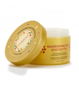 Body Butter Nourishing Oils