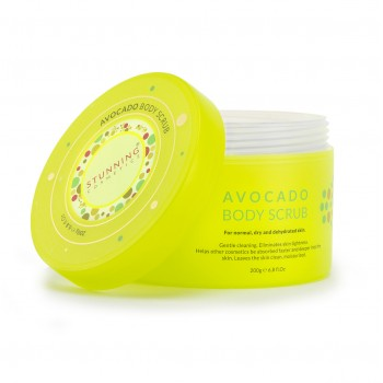 Body Scrub Avocado