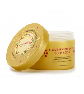 Body Scrub Nourishing Oils