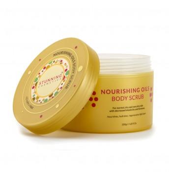 Body Scrub Nourishing Oils